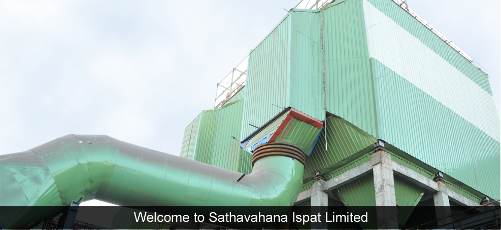 Welcome to Sathavahana Ispat Limited